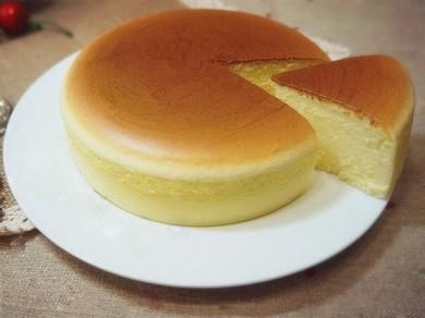 6寸轻乳酪芝士蛋糕