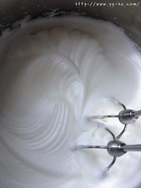 原味蛋糕卷的做法 步骤7