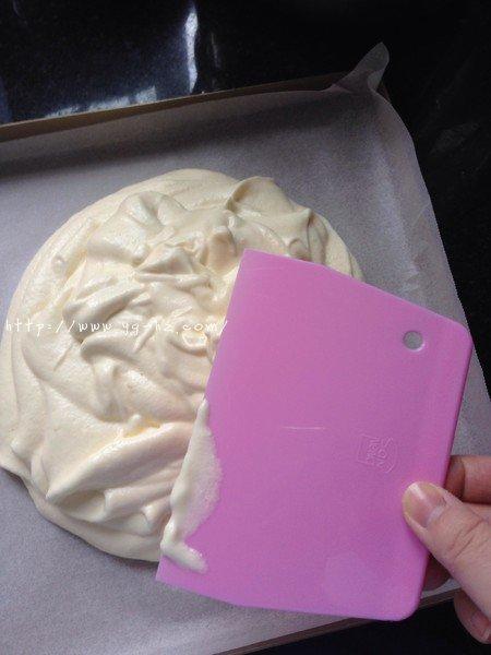 原味蛋糕卷的做法 步骤12