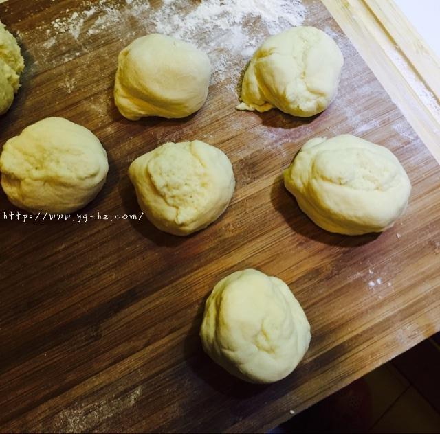 葱香芝士面包的做法 步骤4