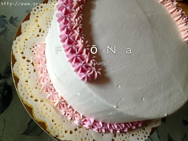 详细的裱花教程--彩虹蛋糕的做法 步骤20