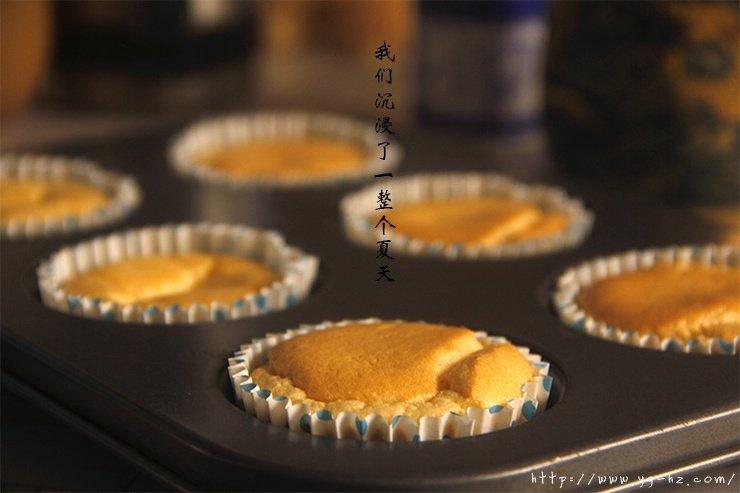 淡奶油纸杯蛋糕的做法 步骤5