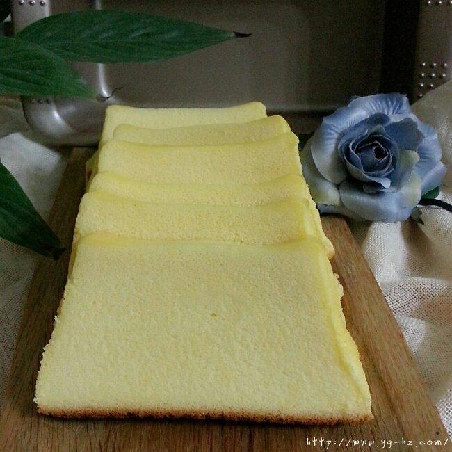 超软的~酸奶蛋糕的做法