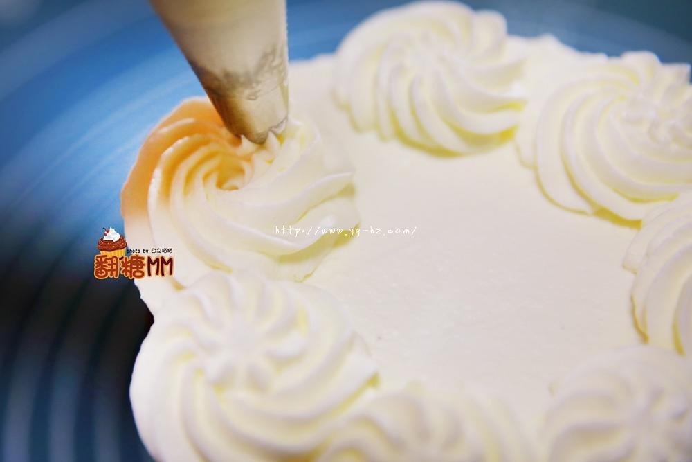 黑森林裸蛋糕的做法 步骤20