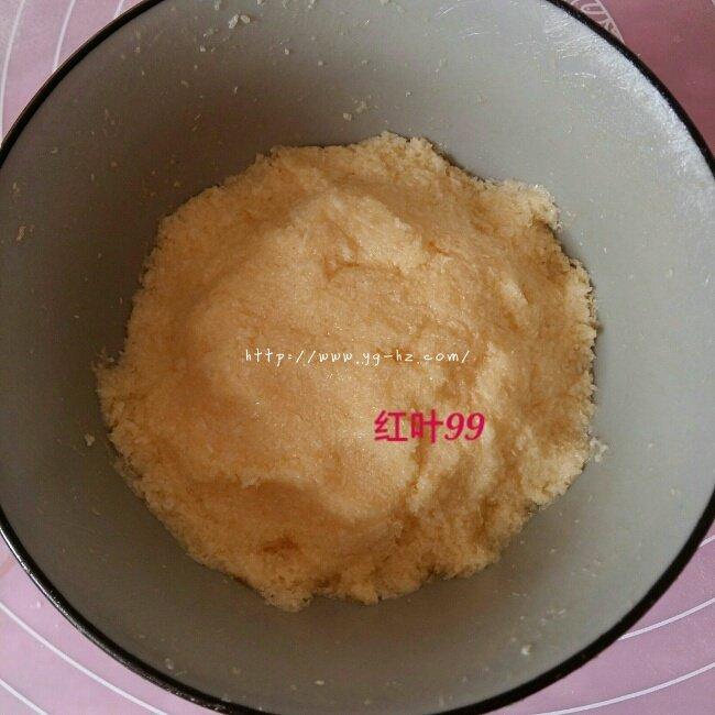 椰蓉奶棒面包的做法 步骤3