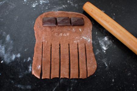巧克力面包的做法 步骤3