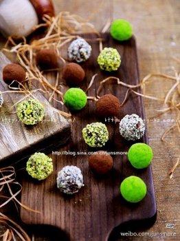 松露巧克力 | 雀巢下午茶