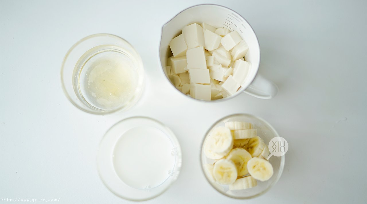吃不胖的豆腐慕斯,减肥必备!(无糖无奶油)的做法 步骤1