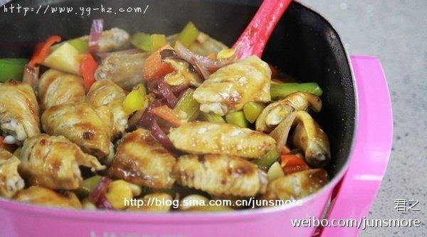 酱香鸡翅锅,简单,丰盛!