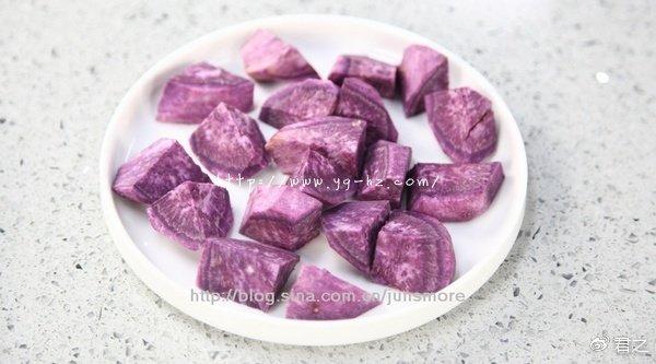 超好吃的紫薯馅饼-yg-hz.com