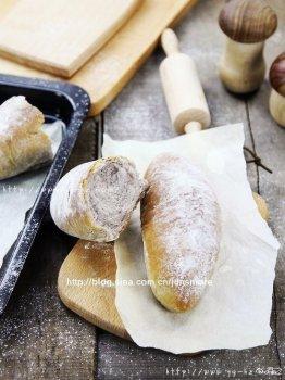 杂粮面包,也可以如此美