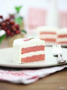 用樱花蛋糕来迎接春天吧