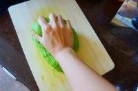 抹茶豆沙小面包(无油脂)的做法 步骤6