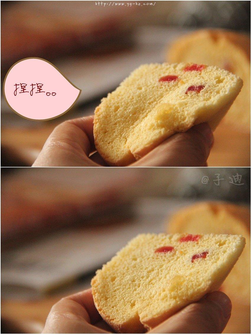 蛋香十足の海绵杯子蛋糕,伴手礼好选择。的做法 步骤12