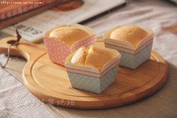蛋香十足の海绵杯子蛋糕,伴手礼好选择。