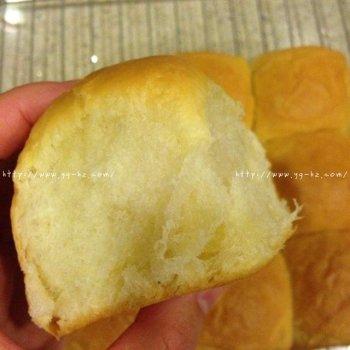 超软鲜奶油小餐包的做法