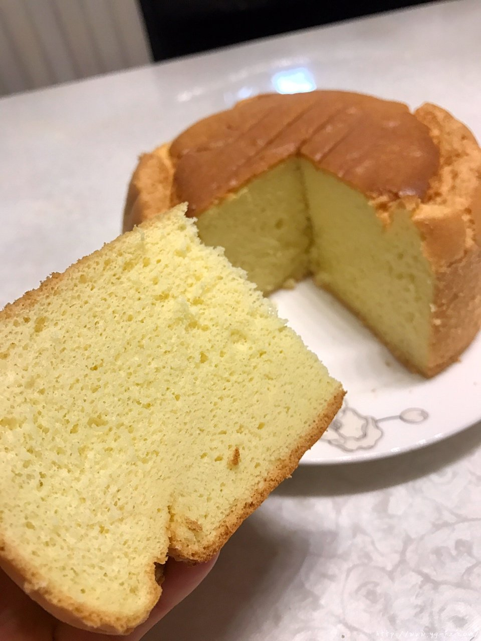 秒杀一切的最柔软细腻豆渣蛋糕的做法