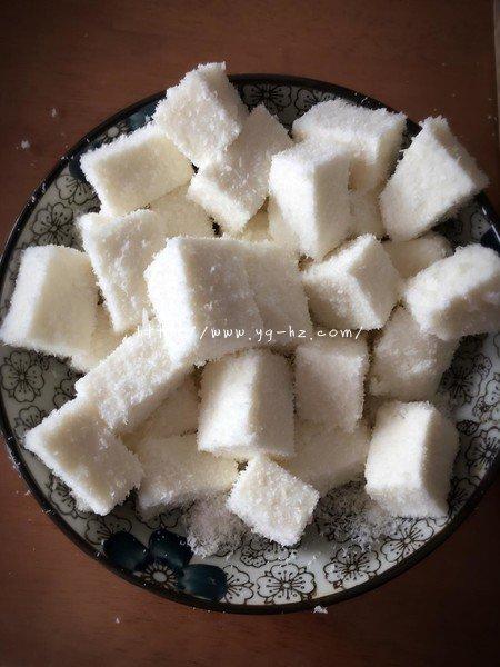 椰奶冻(雪花膏)吉利丁粉版的做法 步骤7