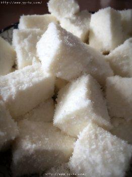 椰奶冻(雪花膏)吉利丁