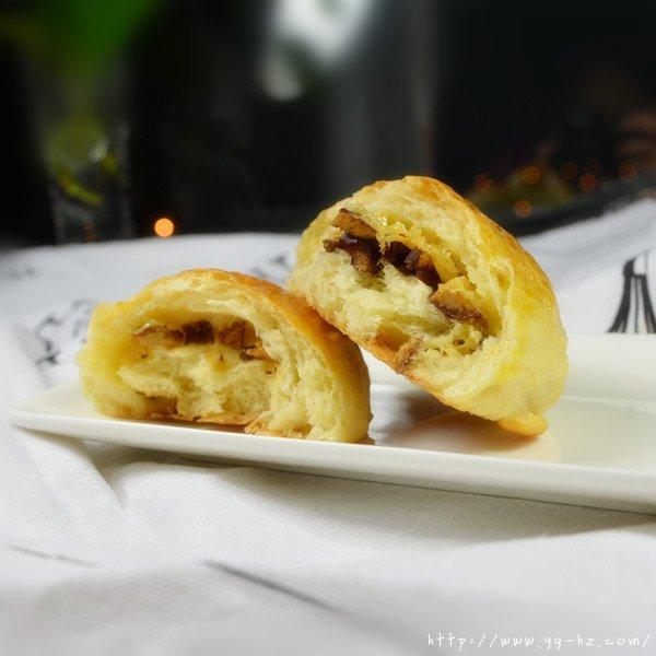 红枣芝士酸奶面包的做法 步骤12