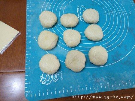 红枣芝士酸奶面包的做法 步骤7