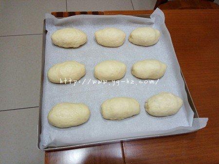 红枣芝士酸奶面包的做法 步骤11