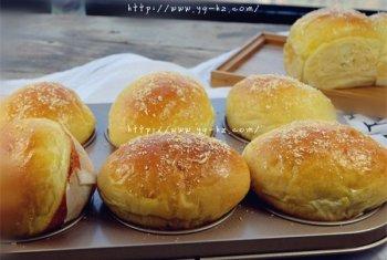 红枣芝士酸奶面包的做法