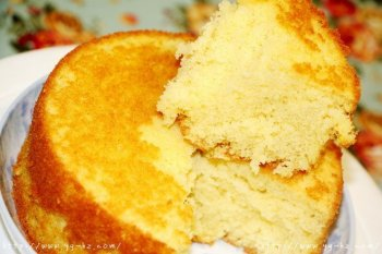 基础海绵蛋糕(6寸)的