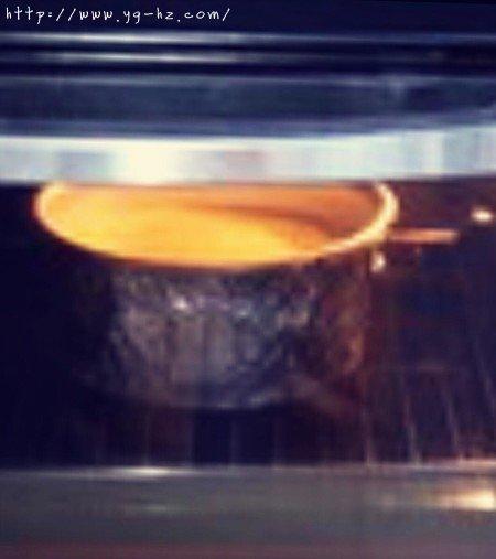 8寸轻芝士蛋糕(入口即化!)的做法 步骤8