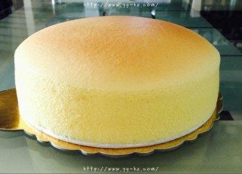8寸轻芝士蛋糕(入口即
