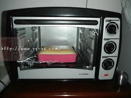 入口即化の棉花蛋糕的做法 步骤13