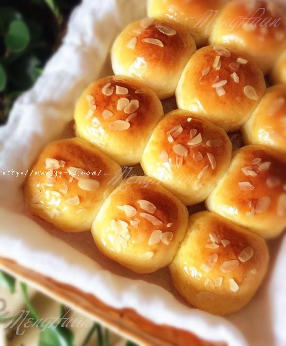 淡奶油软面包的做法 步骤5