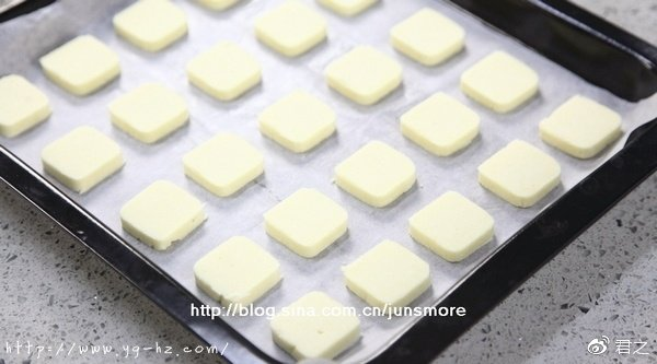 极简风的炼奶小饼干,口感超棒! - yg-hz.com