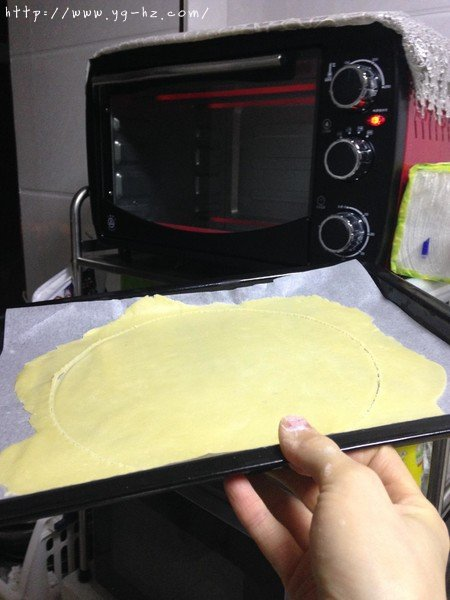 俄罗斯蜂蜜蛋糕   千层蛋糕【又名提拉米苏】的做法 步骤11