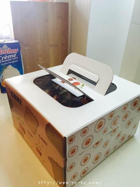 生日蛋糕教程【威化饼干围边】的做法 步骤22