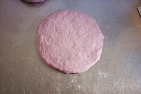 蜂蜜紫薯软欧的做法 步骤11