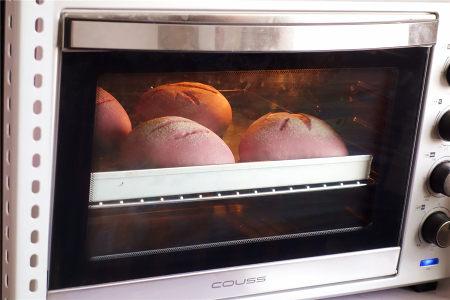 蜂蜜紫薯软欧的做法 步骤16