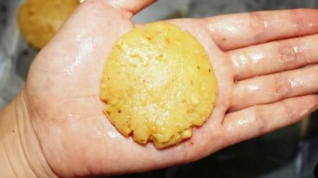宝宝零食:核桃酥超级补脑的宝宝小零食,在家自制最健康!的做法 步骤10