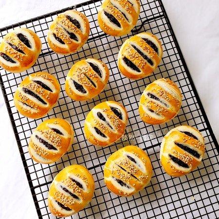 紫米馅老婆饼超快手(不用出膜不用醒面)的做法 步骤18