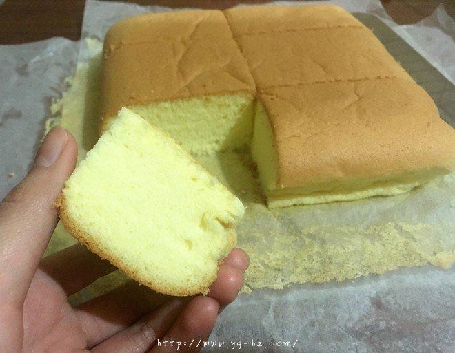 古早味蛋糕(长帝25sn)的做法