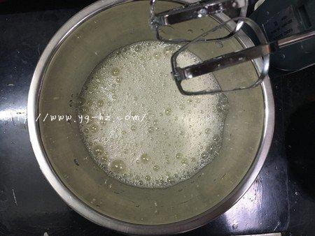 古早味蛋糕(长帝25sn)的做法 步骤5