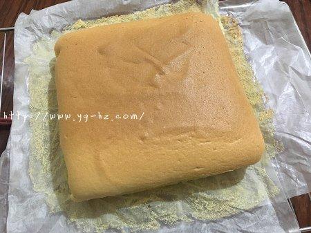 古早味蛋糕(长帝25sn)的做法 步骤18