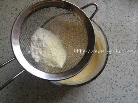 清爽黄桃乳酪派的做法 步骤6