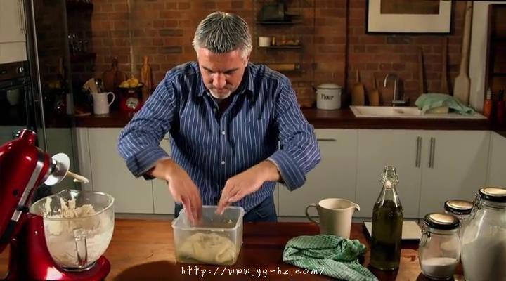 【保罗教你做面包】 夏巴塔 Ciabatta的做法 步骤12
