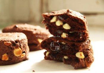 双重巧克力司康Double Chocolate Scone