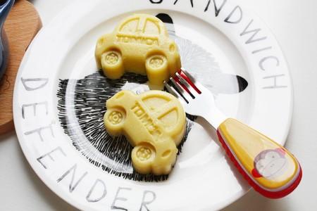 宝宝辅食:蓬松好吃的枣泥山药米糕的做法 步骤9