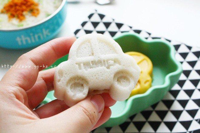 宝宝辅食:蓬松好吃的枣泥山药米糕的做法