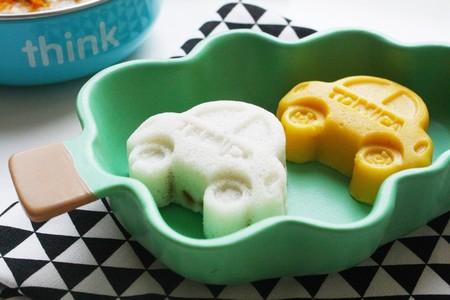 宝宝辅食:蓬松好吃的枣泥山药米糕的做法 步骤13