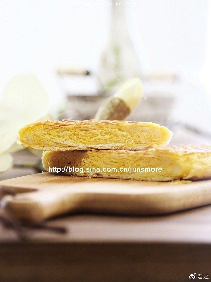 这么多层次的蛋黄千层饼,你心动了吗? - yg-hz.com
