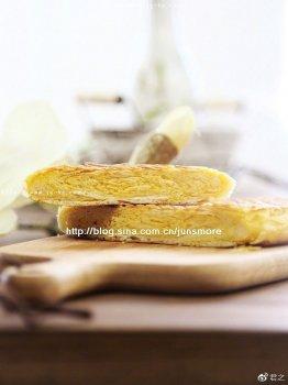 这么多层次的蛋黄千层饼,你心动了吗?